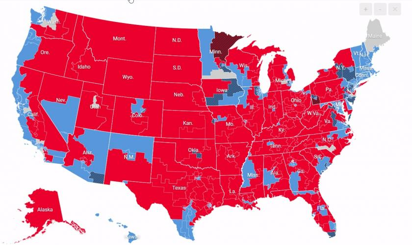 2018HouseElectionMapDemsNowControl.jpg
